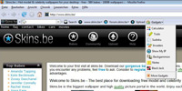 Toolbar Gadgets